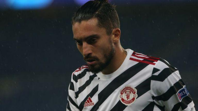 Защитник на Ман Юнайтед е заразен за втори път с COVID-19