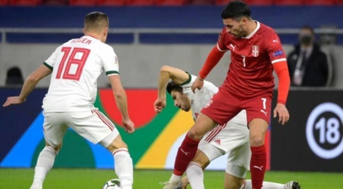 Сърбия си тръгна с точка от Унгария (видео)