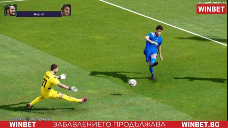 Лудогорец надигра Левски в дербито на класическите отбори