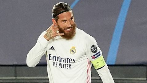 """Рамос иска да подпише с Реал за две години, ПСЖ се """"ослушва"""""""