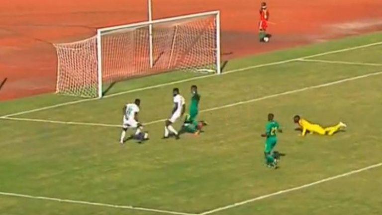 Садио Мане с победен гол за Сенегал, но преди това... (видео)