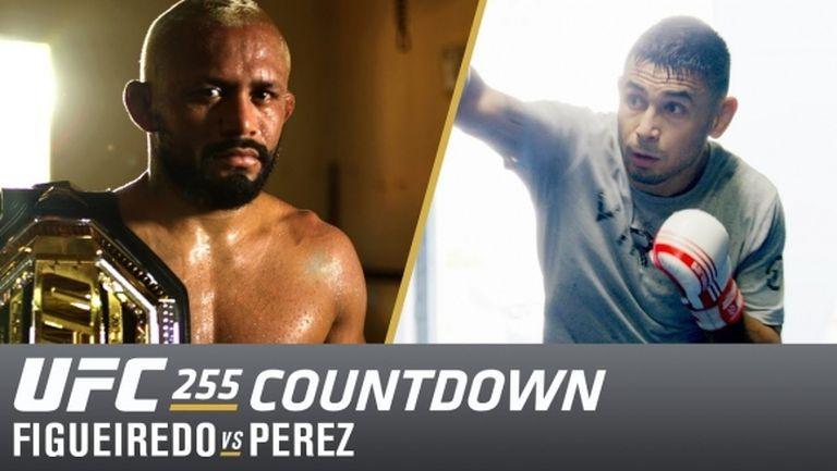 Обратно броене до UFC 255 (видео)