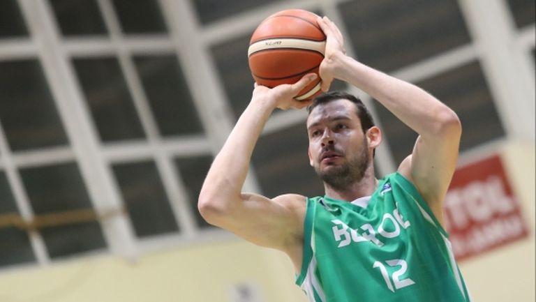 Берое загуби гостуването си на Теодо Тиват в Балканската лига