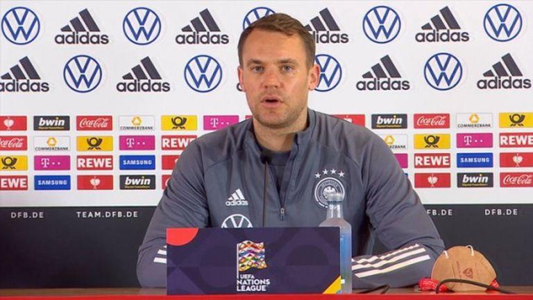 Нойер: Възхищавам се на испанските вратари