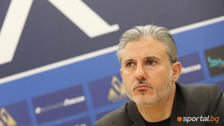 Павел Колев ще е делегат на Белгия - Дания