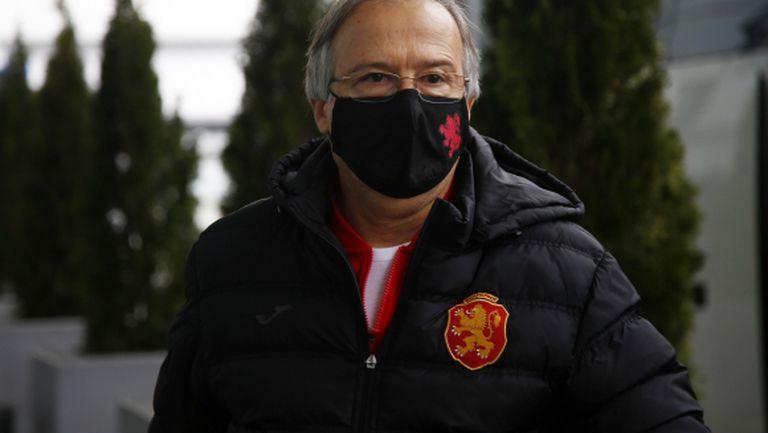 Дерменджиев: Трябва търпение, за да възродим националния отбор (видео)