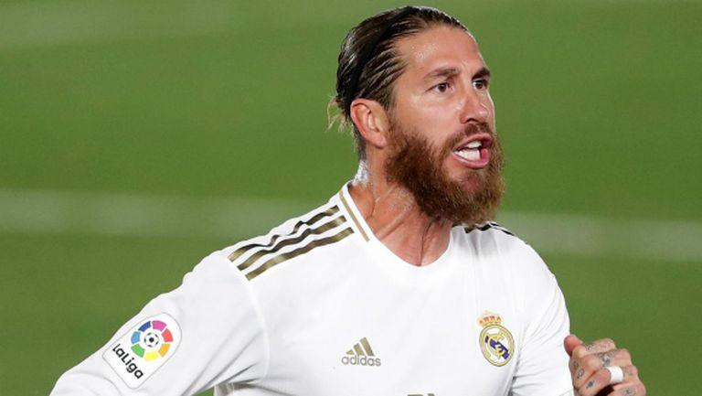 Флорентино Перес няма да попречи на Рамос да напусне Реал Мадрид