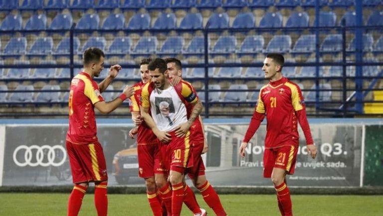 Черна гора си осигури място в по-горната група с разгром над Кипър (видео)