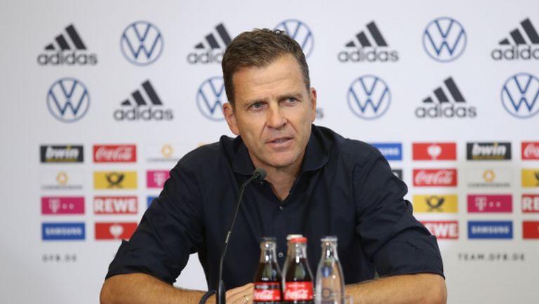 Директорът на Бундестима обяви решението си за Льов
