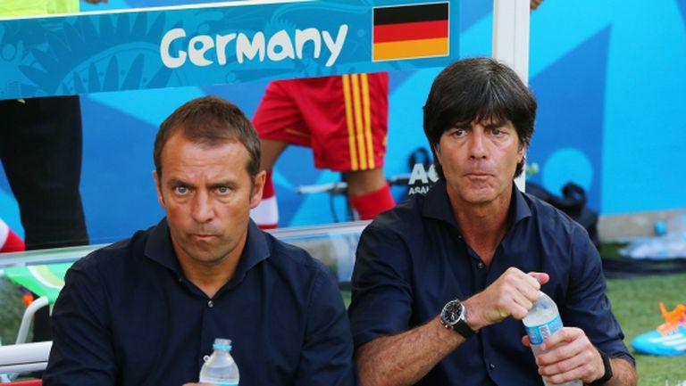 В Германия вече обсъждат кой да наследи селекционера