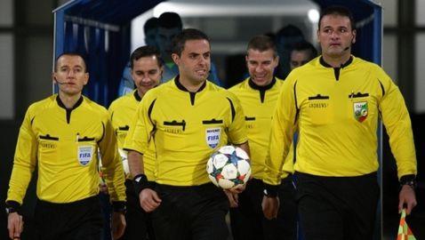 Никола Попов ще свири ЦСКА-София - Левски - вижте съдийските назначения