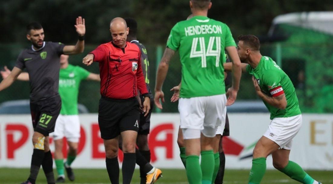 Николай Йорданов ще ръководи дербито от Втора лига между Септември (София) и Пирин