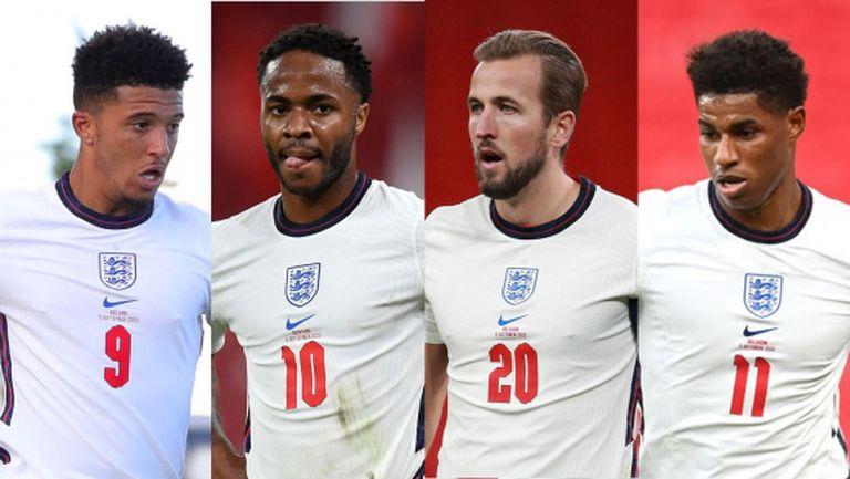 Великолепната четворка, на която Англия не може да разчита вече година