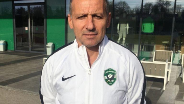 Треньорът на Лудогорец 3: Пожелавам на Спартак да се върне в професионалния футбол