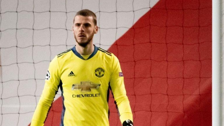 Де Хеа: Манчестър Юнайтед е моят дом