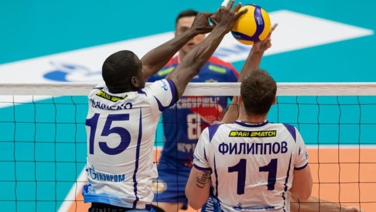 Руският гранд Зенит (Санкт Петербург) е следващият съперник на Хебър