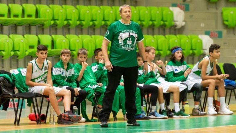 Николай Пеев събира 15 момчета на лагер в Ботевград