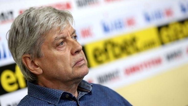 Емо Спасов: Левски разполага с млади и перспективни играчи