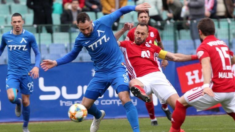 Отложиха официално дербито между ЦСКА-София и Левски
