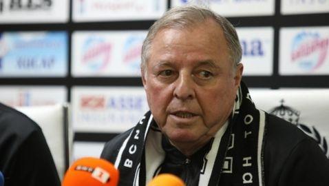 Тарханов обяви групата на Славия за мача с Етър