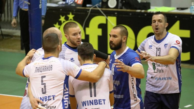Левски с първа победа в първата осмица след разгром над Пирин (видео + галерия)