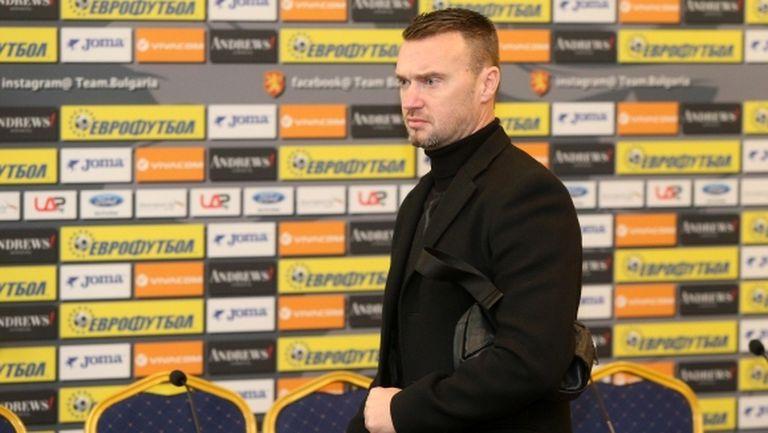 "Треньор в Левски сменя ""сините"" с Лудогорец"