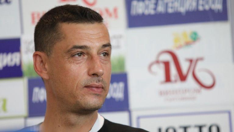 Томаш ще бъде без трима в дебюта си срещу Славия