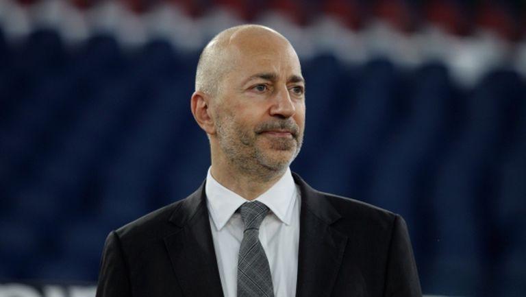 """Газидис: Серия """"А"""" и Милан имат най-голям потенциал за растеж"""