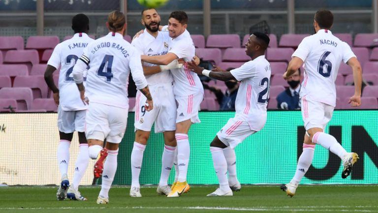 Реал Мадрид без Рамос, Бензема и Каземиро срещу Виляреал, Азар пред завръщане