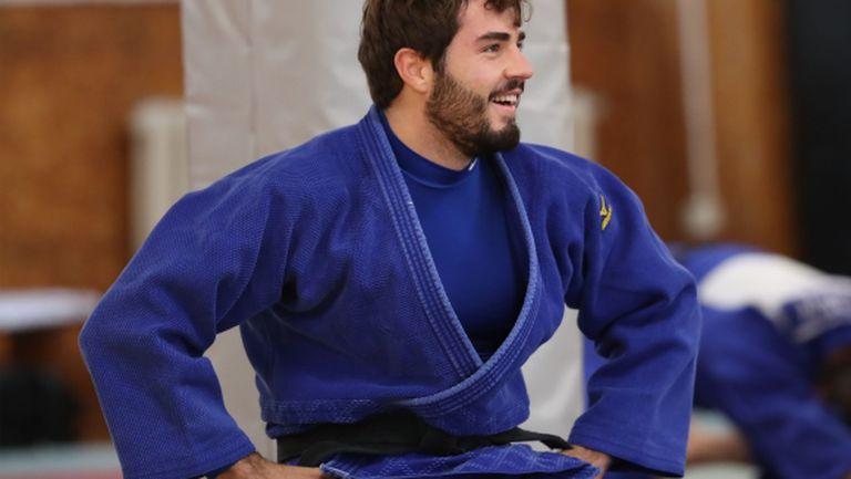 Борис Георгиев стартира с победа на еврошампионата по джудо