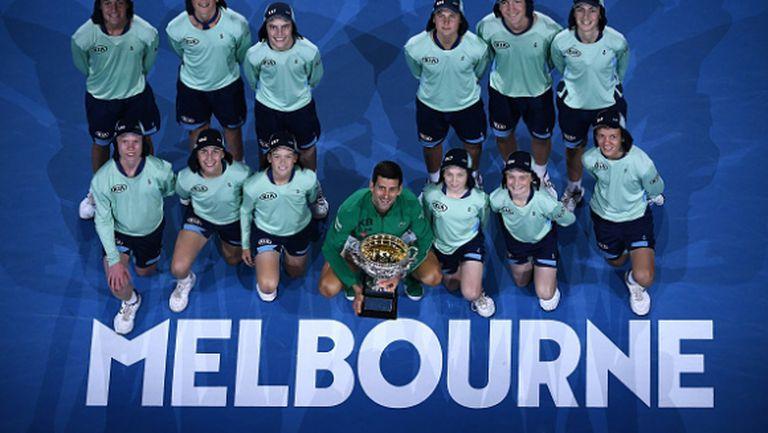Отлагат Australian Open за февруари или март?