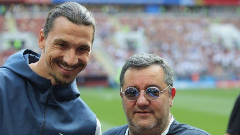 Райола: Златан съживи Милан, той е 90% от отбора