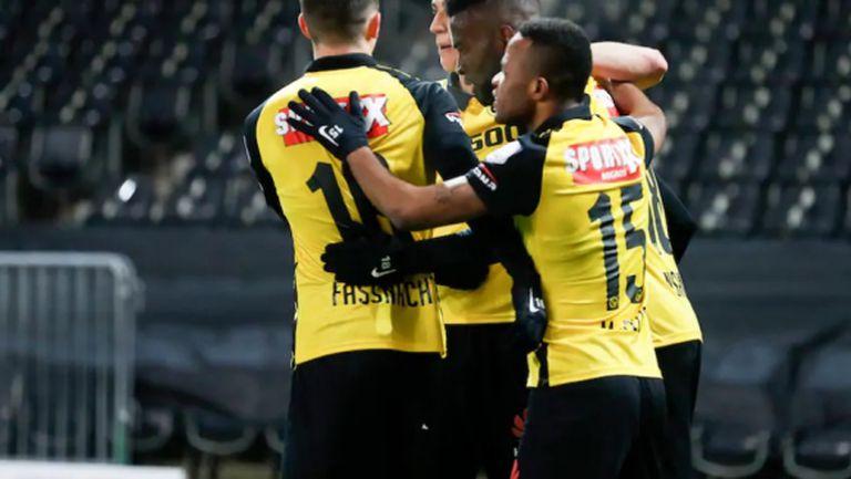 Йънг Бойс загря за ЦСКА-София с обрат в дербито на Швейцария