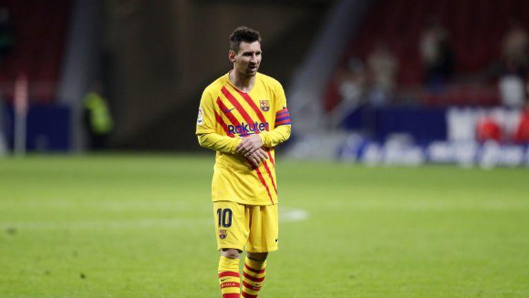 Барселона изравни антирекорд от времето на Стоичков