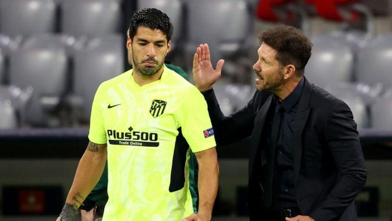Диего Симеоне с първа победа над Барселона в Ла Лига от 18 мача