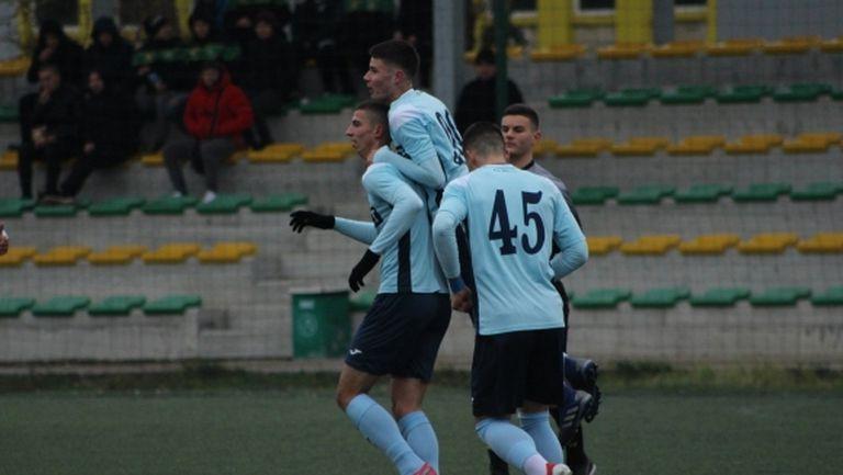 Дунав с категорична победа над Интер в Добрич