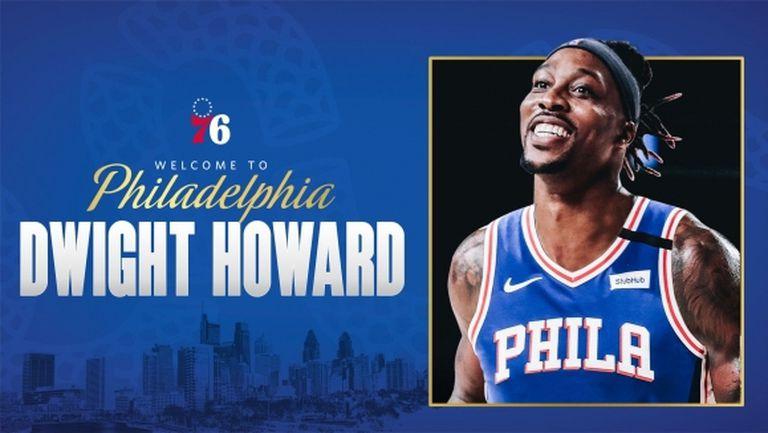 Дуайт Хауърд: Да донесем титлата във Филаделфия