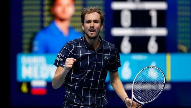 Медведев е новият шампион на Финалите на АТР