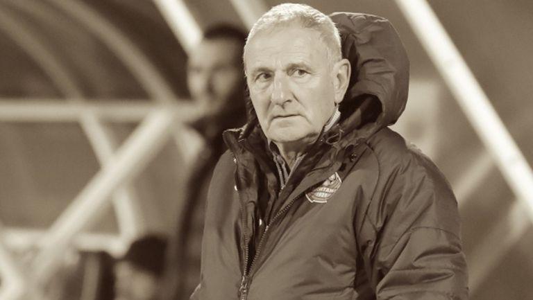 Трагедия разтърси българския футбол! Никола Спасов почина след тежка борба с COVID-19