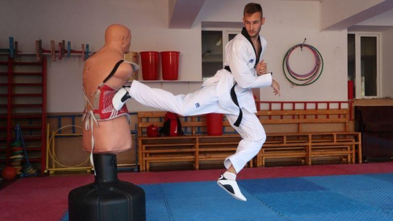 България с двама европейски шампиони по таекуондо
