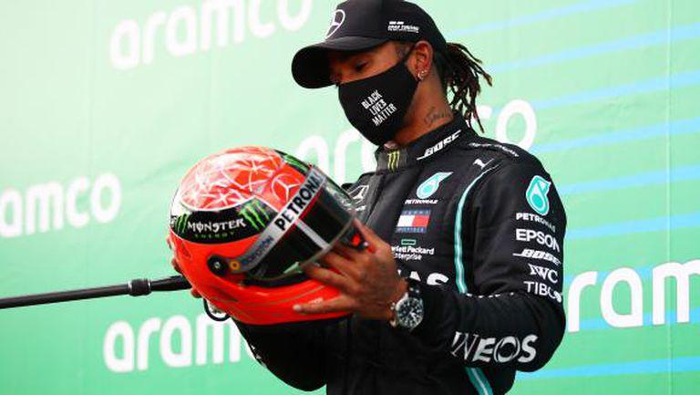 Това са рекордите на Шумахер, които Хамилтън все още не е подобрил