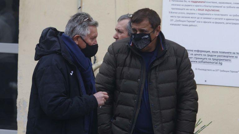 Босът на Локо (София): Кольо Спасов беше уникален човек (видео)