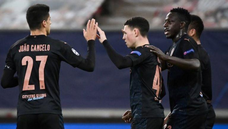 Манчестър Сити е на 1/8-финал след много пропуски и един гол (видео)