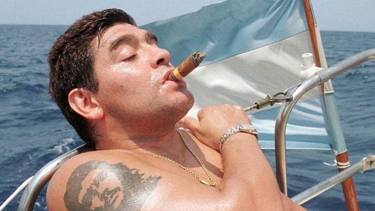 Марадона стъписал Гонзо