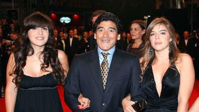 Колко деца остави Диего Марадона?
