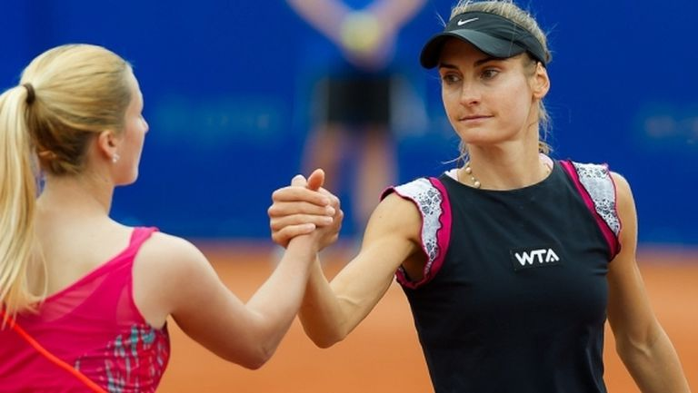 Евтимова с две победи за деня на турнир по тенис в Тунис, среща Вангелова на четвъртфиналите на двойки