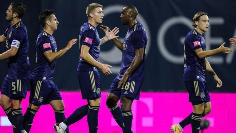 Защитата на Динамо (Загреб) е най-стабилната в Лига Европа