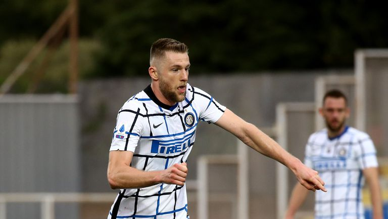 Важен за Интер футболист отхвърли варианта за трансфер