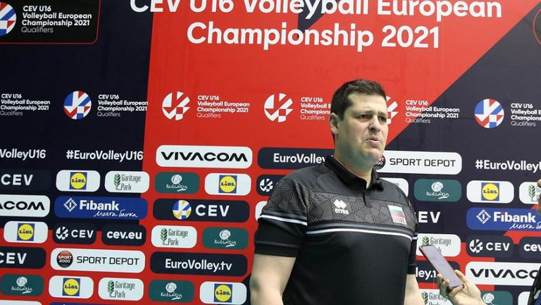 Диян Боюклиев: Смятам, че успехите тепърва предстоят 🏐