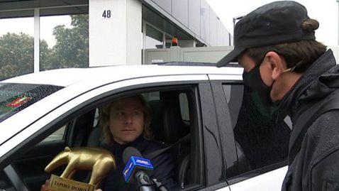 Недвед обяви: Пирло и Роналдо остават